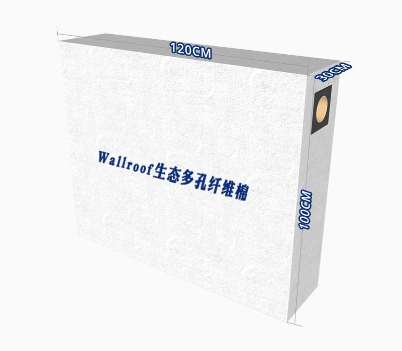 TD系列生態多孔纖維棉